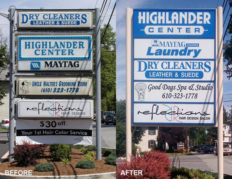 before and after scepter sign solutions